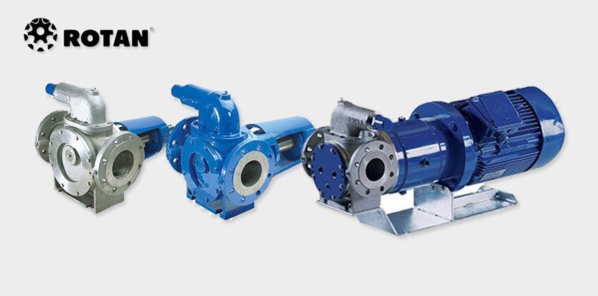 rotan,齿轮泵,机油输送泵